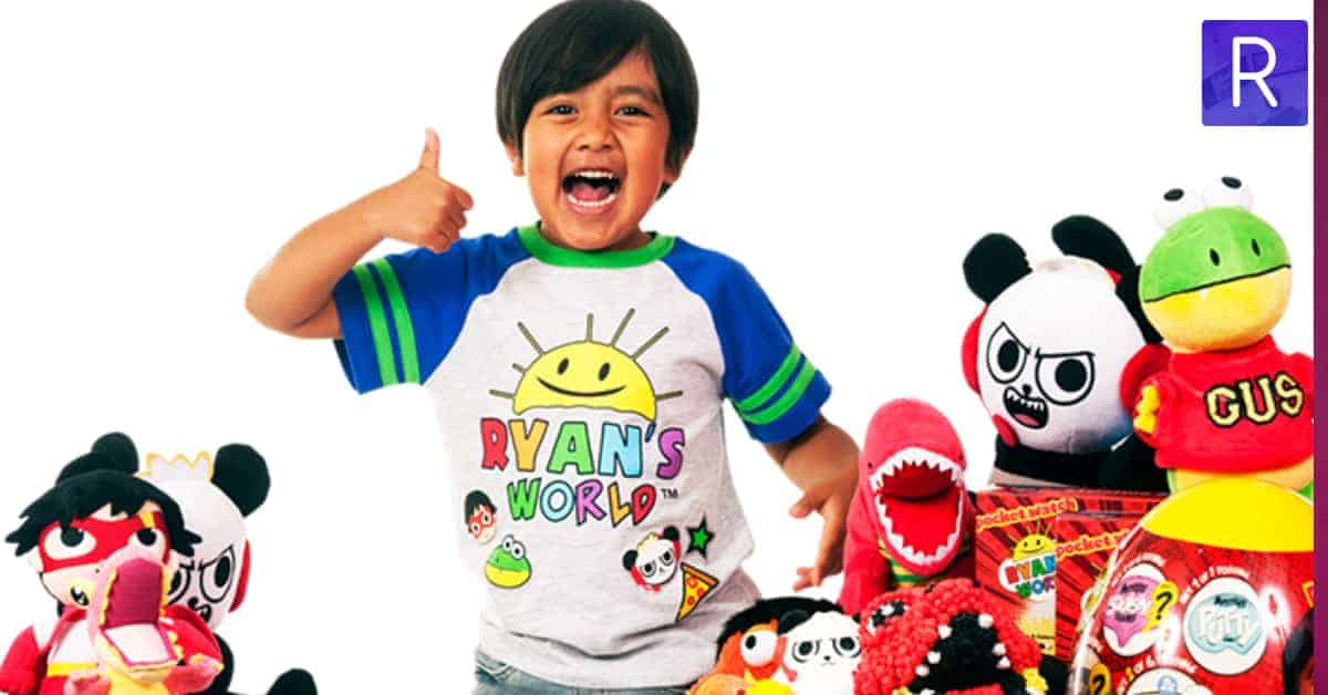 picture of Ryan ToysReview