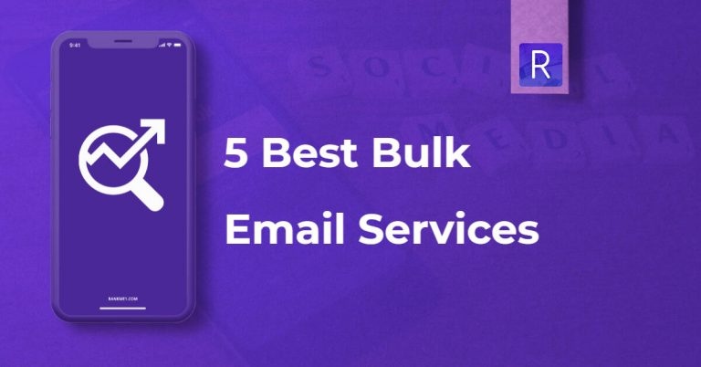5 Best Bulk Email Services