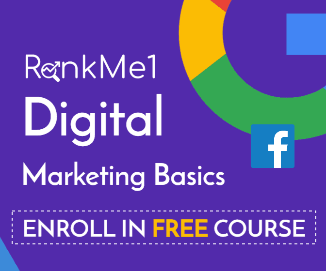 Digital Marketing Basics Promotional Banner