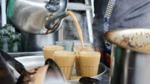 Tea Stall Image