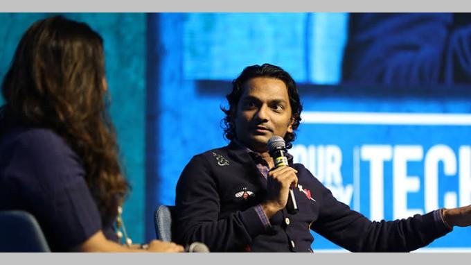 Divyank Turakhia Speaking In A Summit