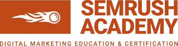 Semrush Academy Logo Large