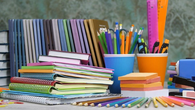 Stationery Books