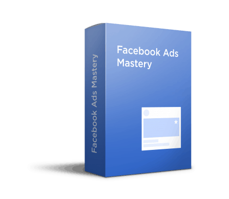 Facebook Ads Mastery Course