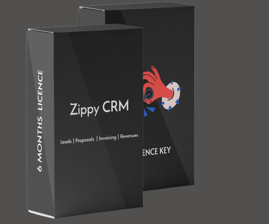 Zippy Crm 6 Months Licence Bonus