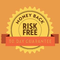 30 Day Risk Free Money Back
