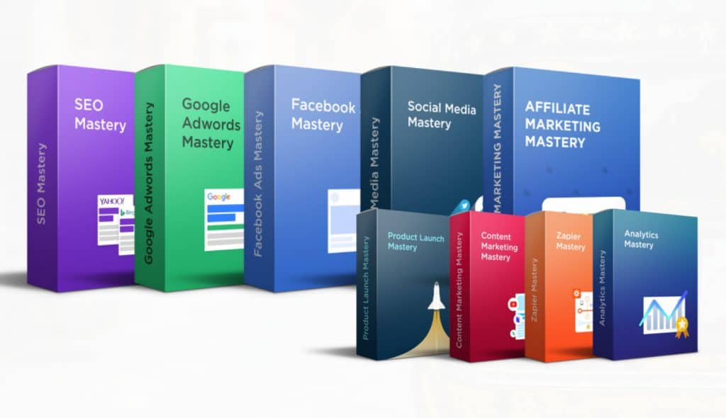 digital marketing mastery bundle by digital deepak