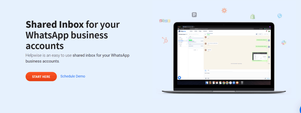 Whatsapp Business Inbox Feature Of Helpwise