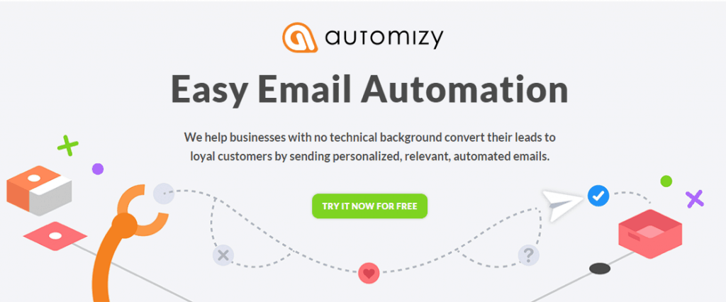 Automizy Promotional Banner Image