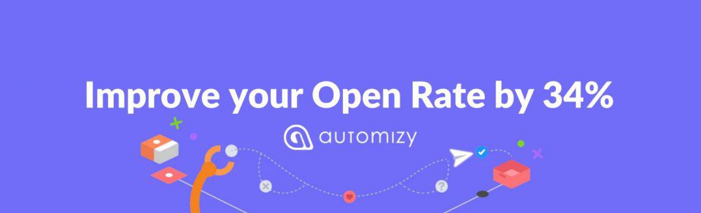 Improve Email Open Rate With Automizy