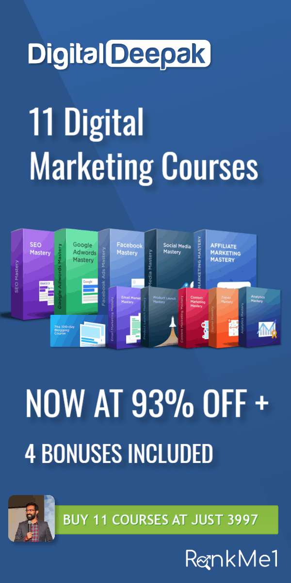 digital deepak courses pro bundle