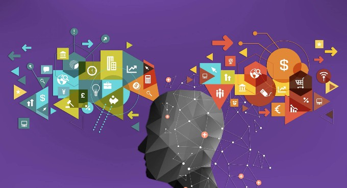Digital Marketing Illustration Art