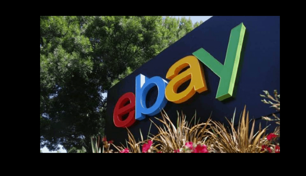 Logo Of Ebay