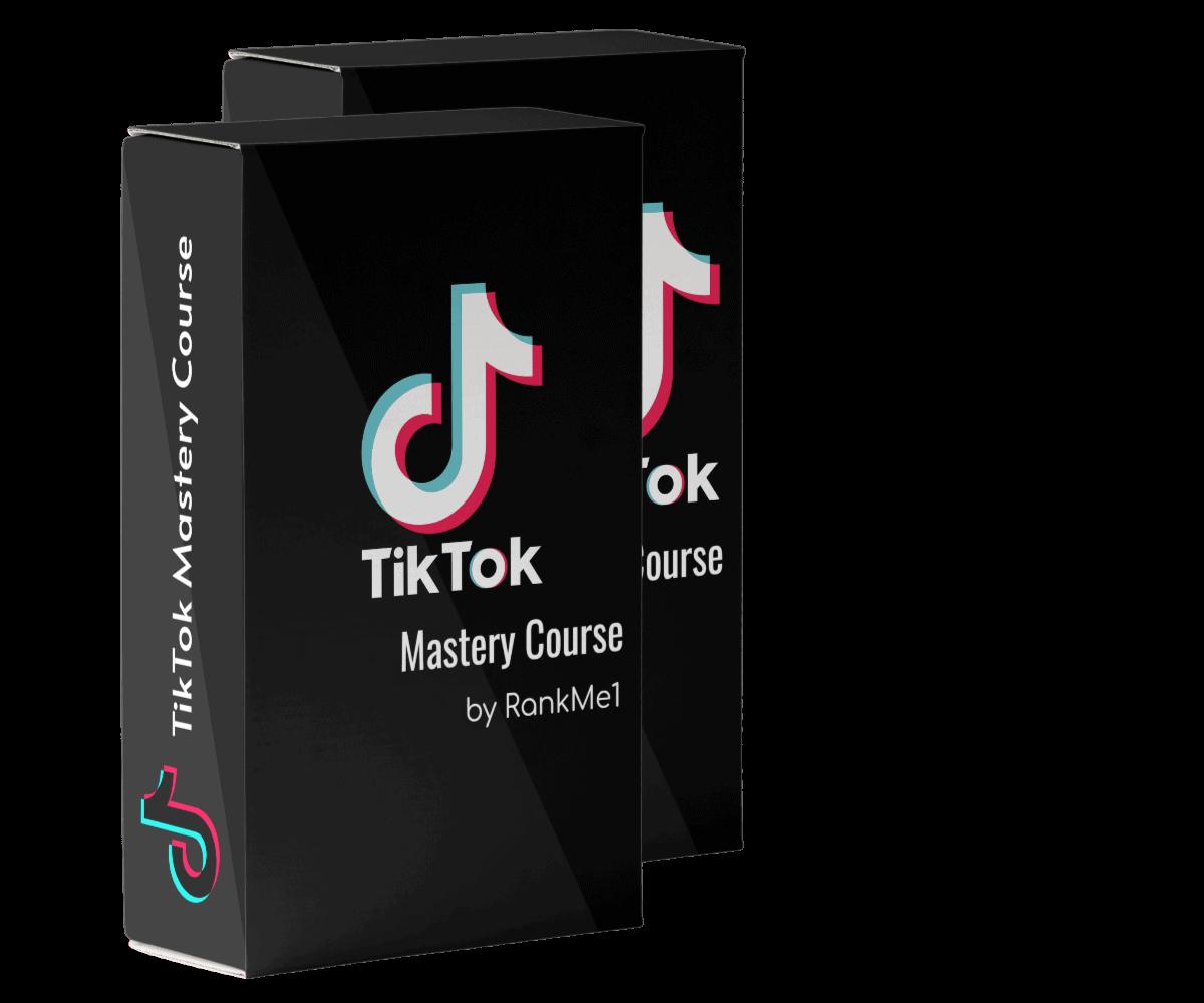 Tiktok Mastery Course