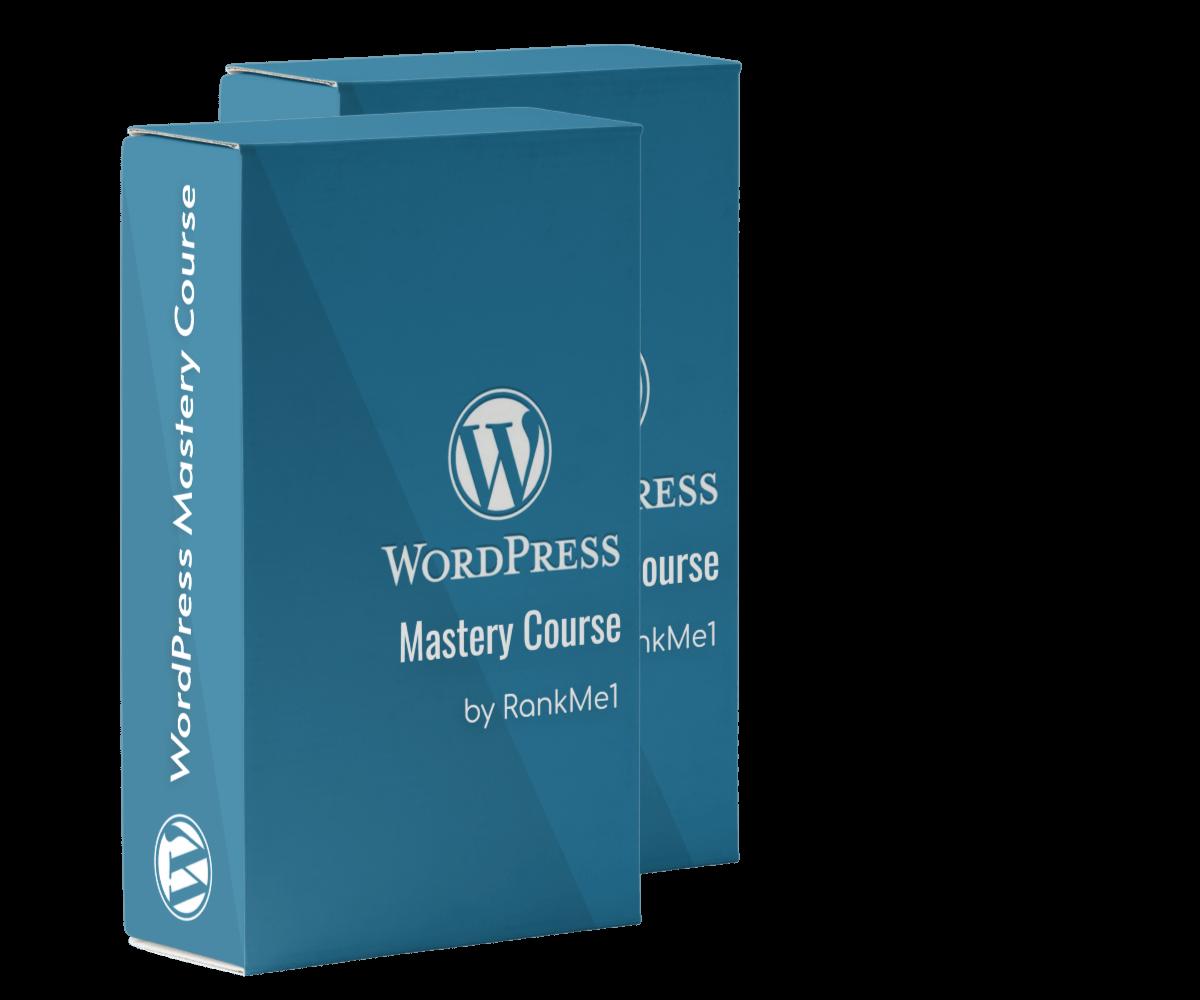 Wordpress Mastery Course