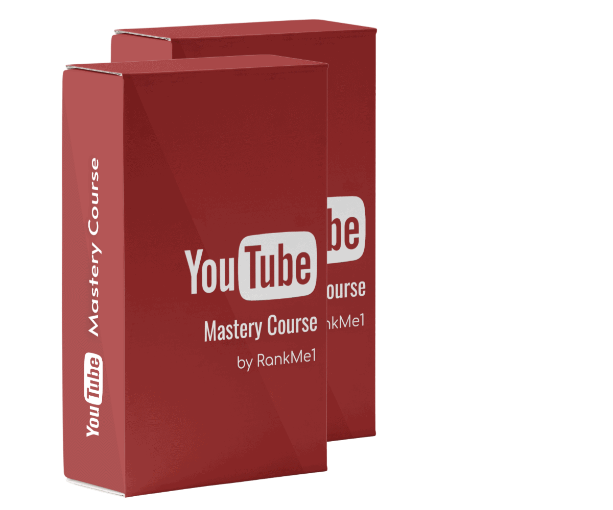 Youtube Mastery Course