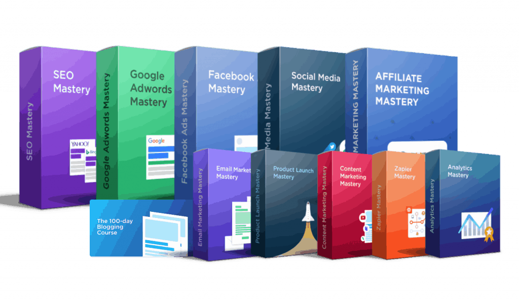 digital marketing mastery pro bundle 1